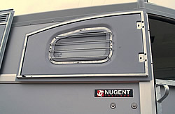 Nugent Horse Trailer Window